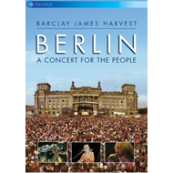 Produktbilde for Barclay James Harvest - Berlin: A Concert For The People 1980 (UK-import) (DVD)