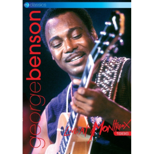 George Benson - Live At Montreux 1986 (UK-import) (DVD)