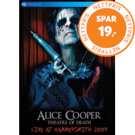 Produktbilde for Alice Cooper - Theatre Of Death: Live At Hammersmith 2009 (UK-import) (DVD)