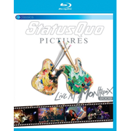 Produktbilde for Status Quo - Pictures: Live At Montreux 2009 (UK-import) (BLU-RAY)