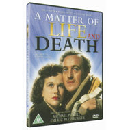 Produktbilde for A Matter Of Life And Death (UK-import) (DVD)