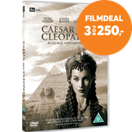 Produktbilde for Caesar And Cleopatra (UK-import) (DVD)