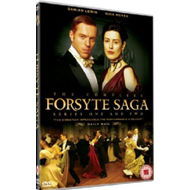 Produktbilde for The Complete Forsyte Saga (UK-import) (DVD)