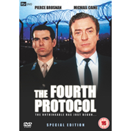 Produktbilde for The Fourth Protocol (UK-import) (DVD)