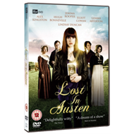 Produktbilde for Lost In Austen (UK-import) (DVD)