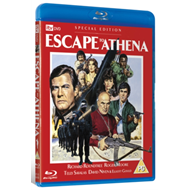 Produktbilde for Escape To Athena (UK-import) (BLU-RAY)