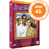 Produktbilde for The Jewel In The Crown - The Complete Series (UK-import) (DVD)
