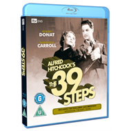 Produktbilde for The 39 Steps (UK-import) (BLU-RAY)