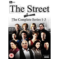 Produktbilde for The Street - Serie 1-3 (UK-import) (DVD)