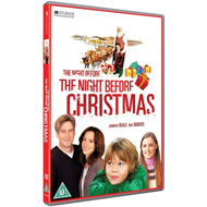 Produktbilde for The Night Before The Night Before Christmas (UK-import) (DVD)