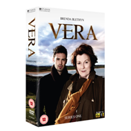Produktbilde for Vera - Sesong 1 (UK-import) (DVD)