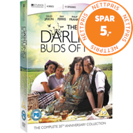 Produktbilde for The Darling Buds Of May / Livet Med Larkins - Den Komplette Serien (UK-import) (DVD)