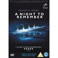 Produktbilde for A Night To Remember (UK-import) (DVD)