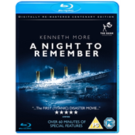 Produktbilde for A Night To Remember (UK-import) (BLU-RAY)