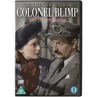 Produktbilde for The Life And Death Of Colonel Blimp (UK-import) (DVD)