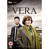 Produktbilde for Vera - Sesong 3 (UK-import) (DVD)