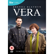 Produktbilde for Vera - Sesong 1 - 4 (UK-import) (DVD)