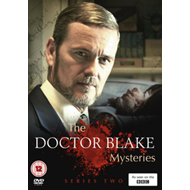 Produktbilde for The Doctor Blake Mysteries - Sesong 2 (UK-import) (DVD)