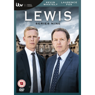 Produktbilde for Lewis - Sesong 9 (UK-import) (DVD)