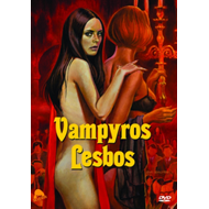 Produktbilde for Vampyros Lesbos (UK-import) (DVD)
