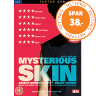 Produktbilde for Mysterious Skin (UK-import) (DVD)