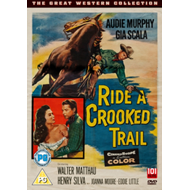 Produktbilde for Ride A Crooked Trail (UK-import) (DVD)