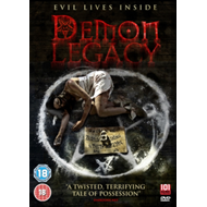 Produktbilde for Demon Legacy (UK-import) (DVD)