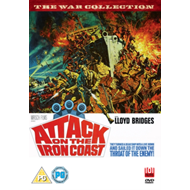 Produktbilde for Attack On The Iron Coast (UK-import) (DVD)