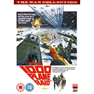 Produktbilde for The 1000 Plane Raid (UK-import) (DVD)