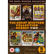 Produktbilde for The Great Western Collection - Boxset Two (UK-import) (DVD)