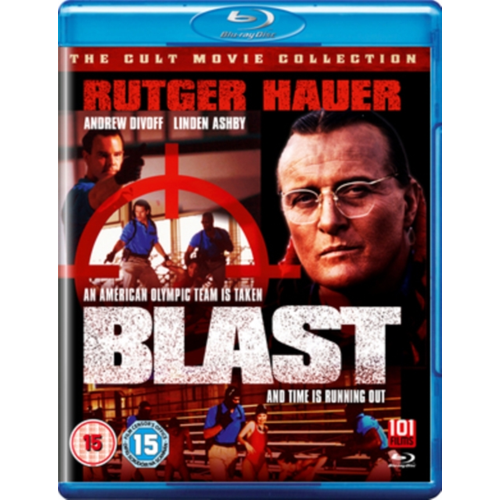 Blast (UK-import) (BLU-RAY)