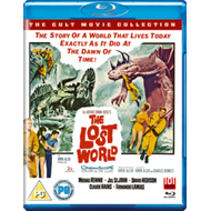 Produktbilde for The Lost World (UK-import) (BLU-RAY)