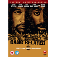 Produktbilde for Gang Related (UK-import) (DVD)