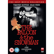 Produktbilde for The Falcon And The Snowman (UK-import) (DVD)