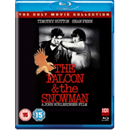 Produktbilde for The Falcon And The Snowman (UK-import) (BLU-RAY)