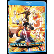 Produktbilde for Space Dandy - Sesong 1 & 2 (UK-import) (BLU-RAY)