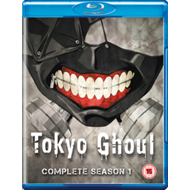Produktbilde for Tokyo Ghoul -  Complete Season 1 (UK-import) (BLU-RAY)