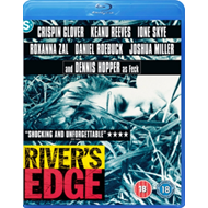 Produktbilde for River's Edge (UK-import) (BLU-RAY)