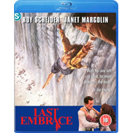 Produktbilde for The Last Embrace (UK-import) (BLU-RAY)