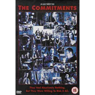 Produktbilde for The Commitments (UK-import) (DVD)
