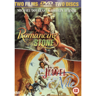 Produktbilde for Romancing The Stone / The Jewel Of The Nile (UK-import) (DVD)