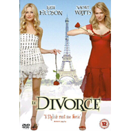 Produktbilde for Le Divorce (UK-import) (DVD)