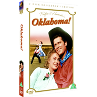 Produktbilde for Oklahoma! - Collector's Edition (UK-import) (DVD)