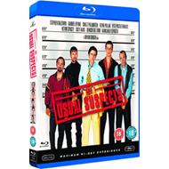Produktbilde for The Usual Suspects (UK-import) (BLU-RAY)