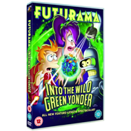 Produktbilde for Futurama - Into The Wild Green Yonder (UK-import) (DVD)
