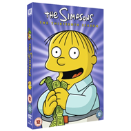 Produktbilde for The Simpsons - Sesong 13 (UK-import) (DVD)