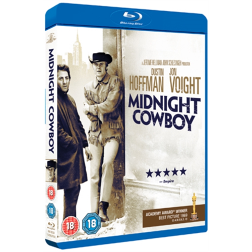 Midnight Cowboy (UK-import) (BLU-RAY)