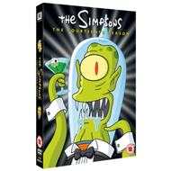 Produktbilde for The Simpsons - Sesong 14 (UK-import) (DVD)