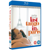 Produktbilde for Last Tango In Paris (1972) / Siste Tango i Paris (UK-import) (BLU-RAY)