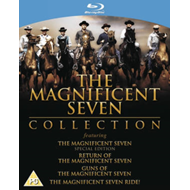 Produktbilde for The Magnificent Seven Collection (UK-import) (BLU-RAY)